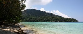 Tioman - Monkey Beach