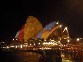 Opera House v barvách :-)