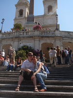 Španělské schody