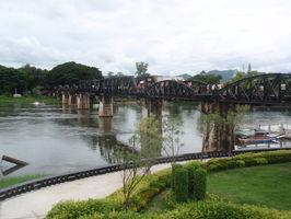 Most přes řeku Kwai ...
