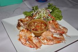 Phuket, Nai Yang - obed