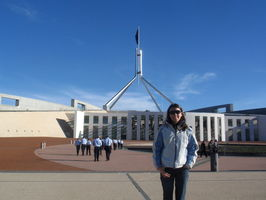 Parlament | Australia - Pebbly Beach a Canberra - 15.5.2010