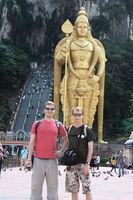Zlaté monstrum za námi ... | Malaysia - Kuala Lumpur II. - 29.07.2010